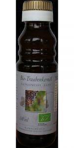 Bio-Traubenkernöl nativ ungefiltert 100 ml