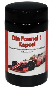 Die Formel 1 Kapsel