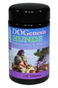 DOGenensis Hunde Multivitamine & Mineralien Tabletten