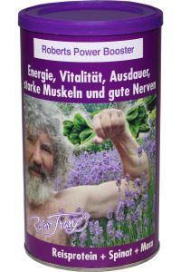 Roberts Power Booster  Reisprotein  Spinat  Maca