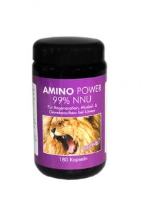 Amino Power - 99% NNU - 180 Kapseln - Robert Franz