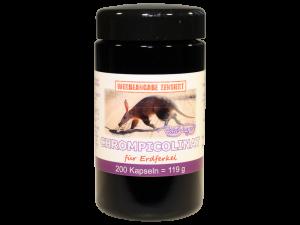 Chrom-Picolinat - 200 Kapseln