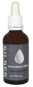 Kolloidales Silber 50 ml Gel mit Pipette