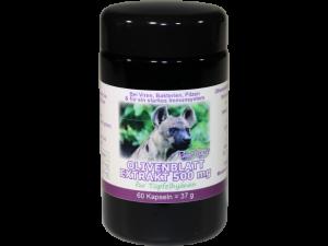 Olivenblattextrakt 500 mg – 60 Kapseln