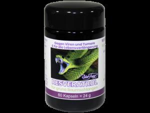 Resveratrol – 60 Kapseln