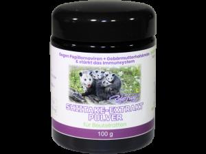 Shiitake – Extrakt Pulver – 100g