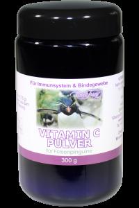 Vitamin C Pulver für Felsenpinguine – 300 g
