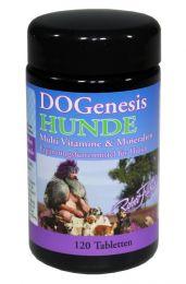 Hunde Multivitamine & Mineralien Tabletten
