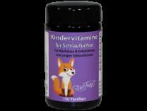 Kinder Multi Vitamine und Mineralien KauBar RF