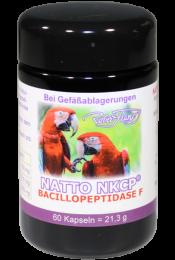 Natto NKCP® – Bacillopeptidase F – 60 Kapseln